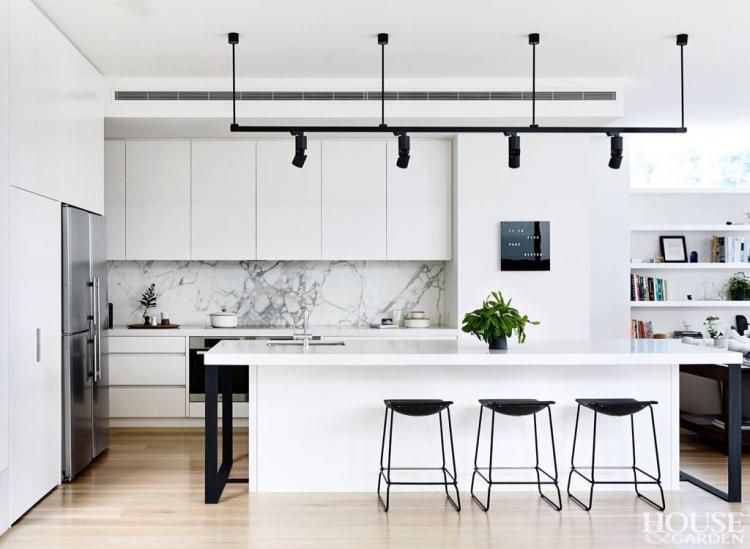 Best 97 Fancy Black And White Kitchen Ideas Home Decor 400 x 300