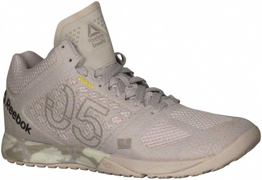 8e2d5541ceb34d REEBOK CROSSFIT NANO 5.0 MID TRAINERS NEW WOMEN S SIZE 10 SAND BEACH CHALK   fashion  clothing  shoes  accessories  womensshoes  athleticshoes (ebay  link) ...
