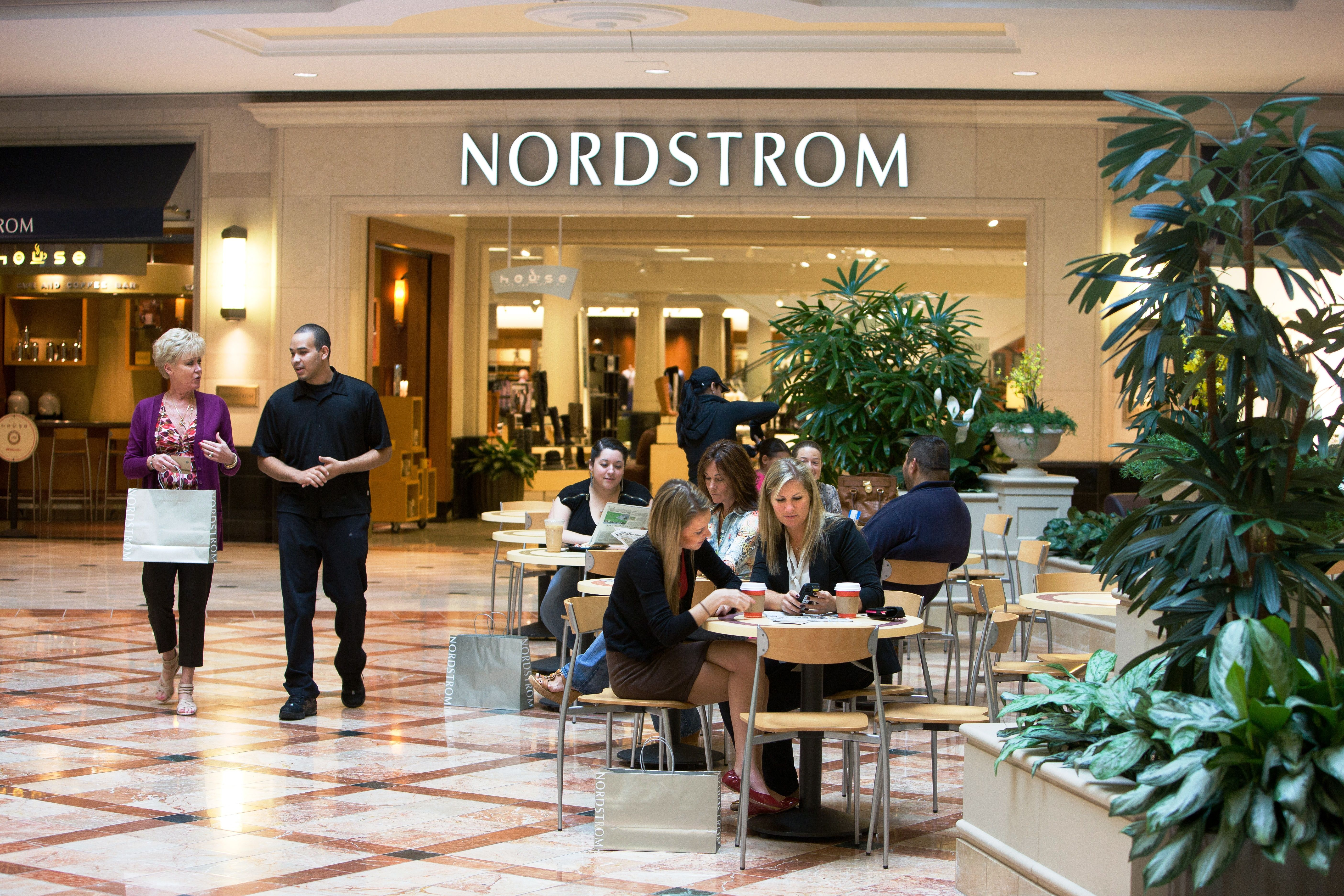 The mall features Dillard\'s, JCPenney, Macy\'s and Nordstrom, plus ...