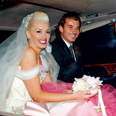 10 Celebrity Brides Who Didn't Wear White Celebrity