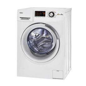 Haier 2 Cu Ft Ventless Combination Washer And Dryer Hlc1700axw Washer Dryer Combo Electric Washer Portable Washer