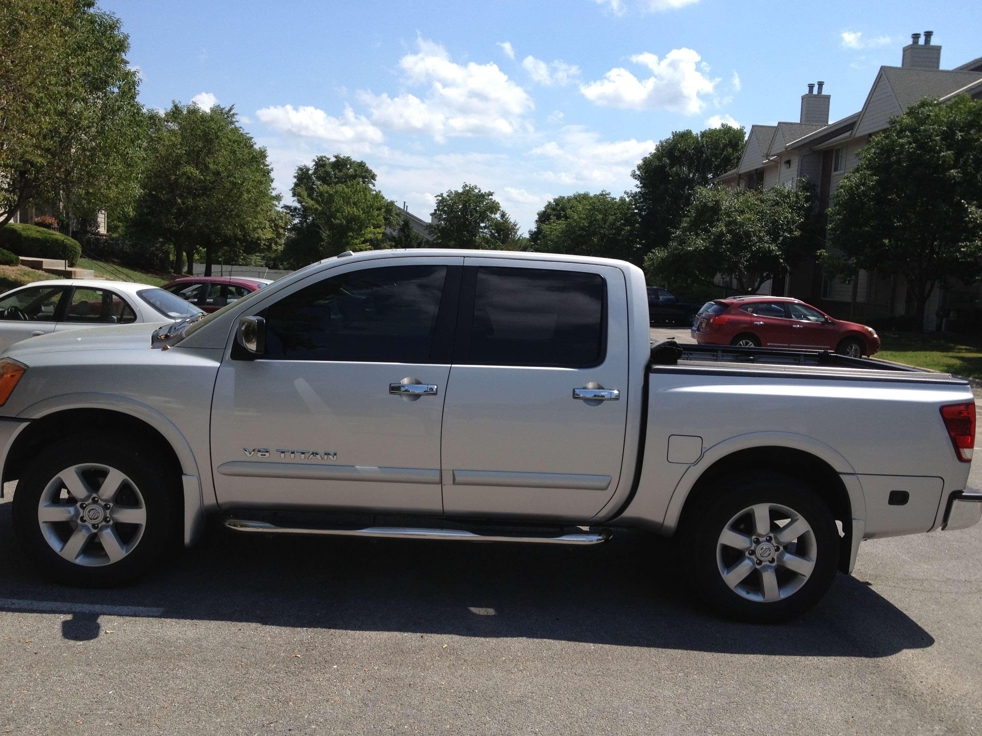 Make Nissan Model Titan Year 2010 Body Style Ute Pick Up