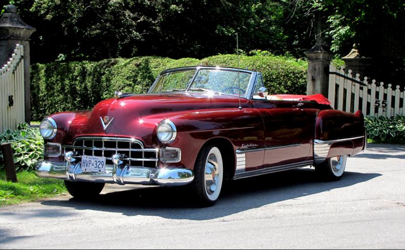 Cadillac 48 | 1948 | Pinterest | Cadillac