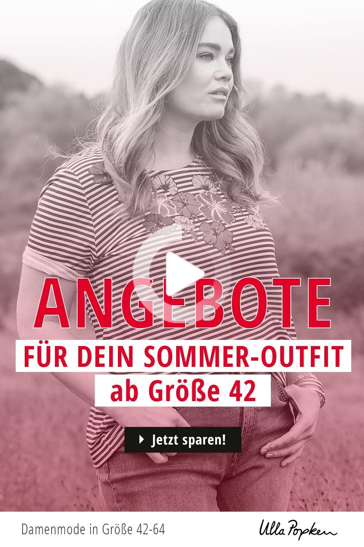 Sale Stylische Mode Ab Grosse 42 Ulla Popken In 2020 Fashion Abs Outfits