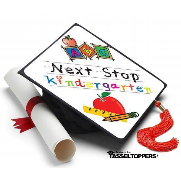 Next Stop Kindergaten Grad Cap Tassel Topper Graduation Cap Decoration Teacher College Graduation Cap Decoration Teacher Graduation Cap