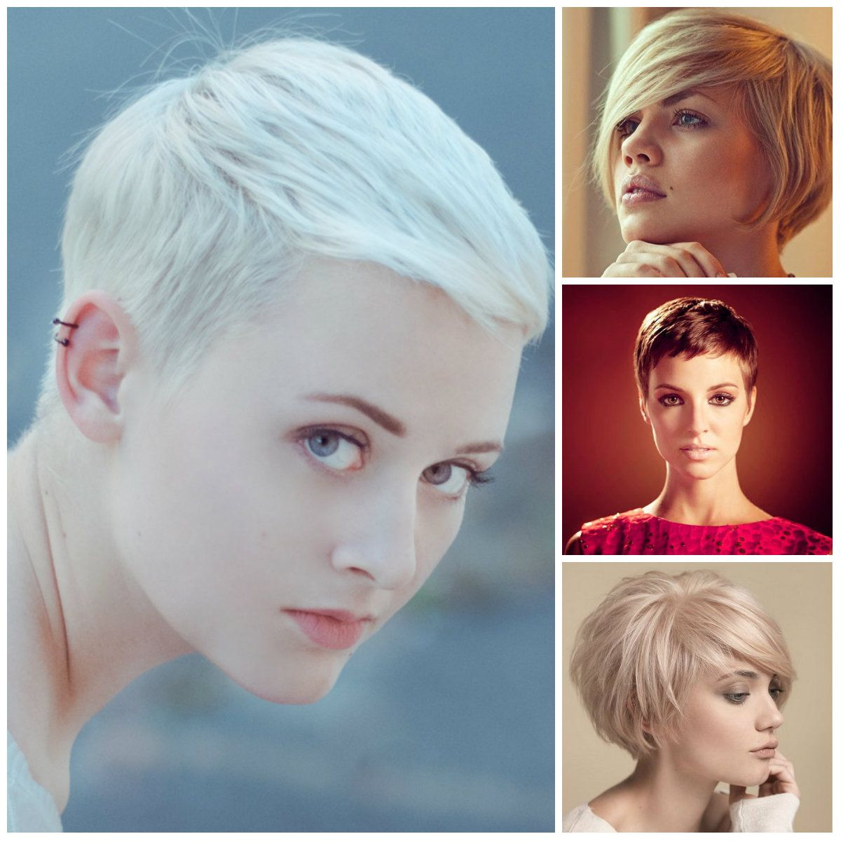 Trendy Hairstyles 2017 For Long Medium And Short Hair