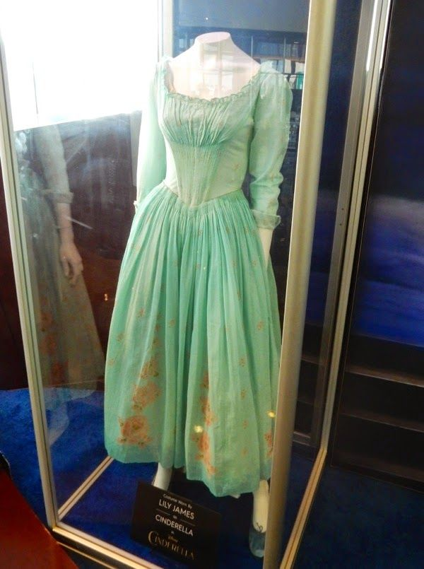 Cinderella- Costume Exhibit