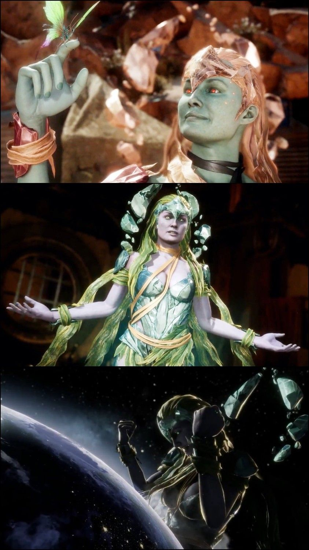 Mortal Kombat 11 : Cetrion officiellement annoncé