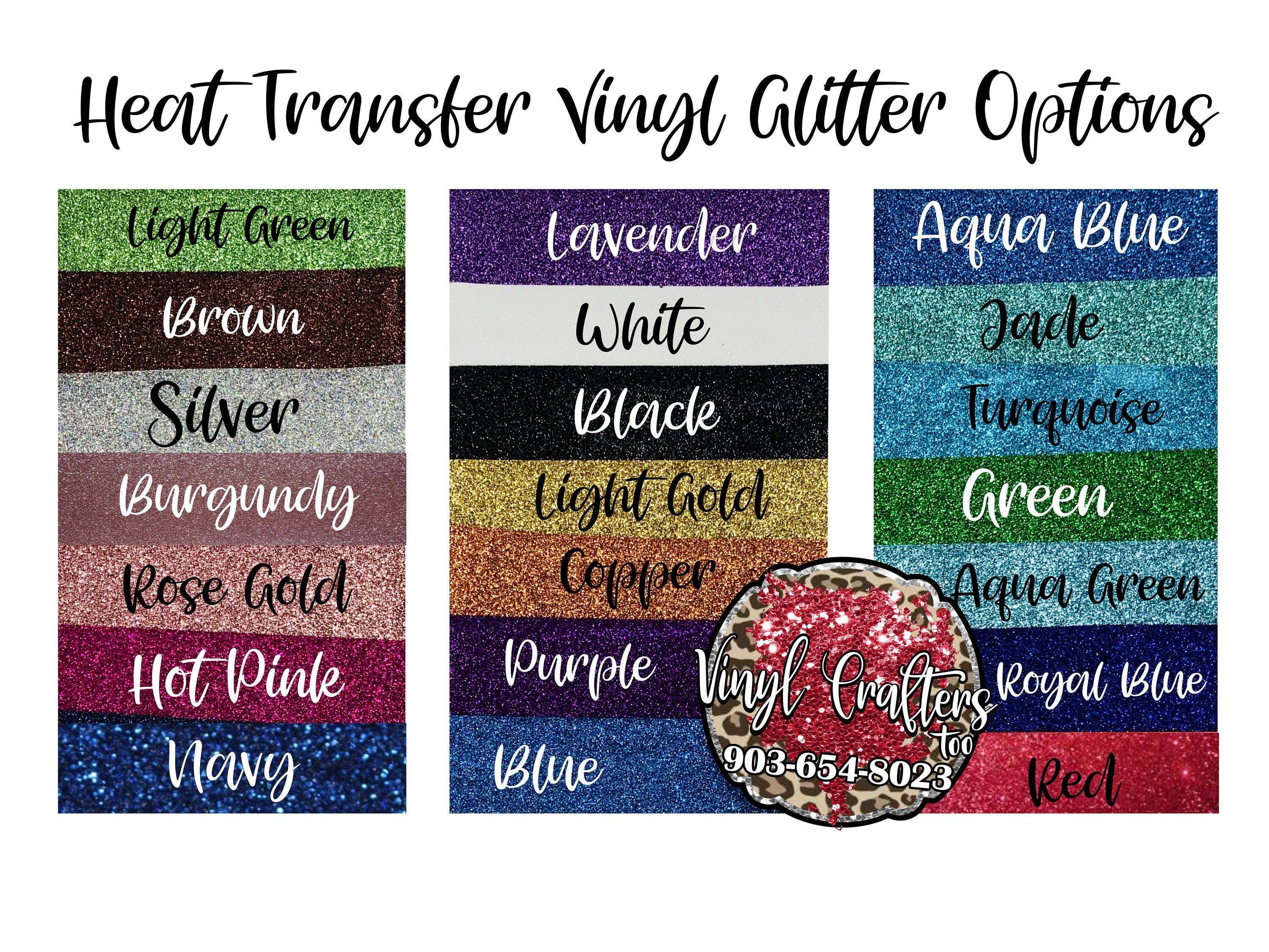 Glitter Heat Transfer Vinyl Htv Glitter Cricut Glitter Etsy Glitter Heat Transfer Vinyl Heat Transfer Vinyl Glitter Vinyl