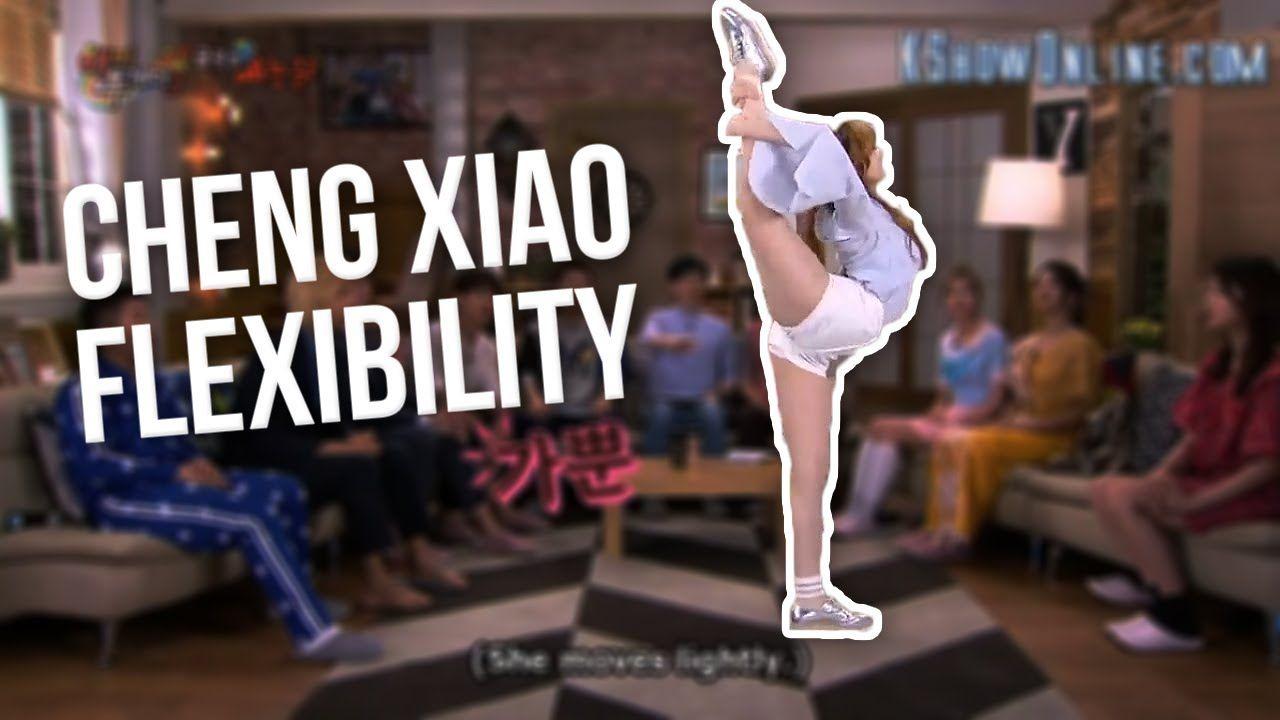 Cheng Xiao Flexibility Compilation Youtube Cheng Xiao Cheng Flexibility