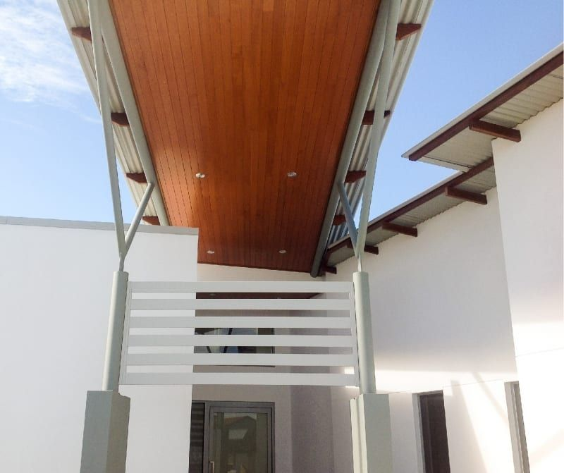 Aluminum Soffits That Look Like Wood Happy House House Installation