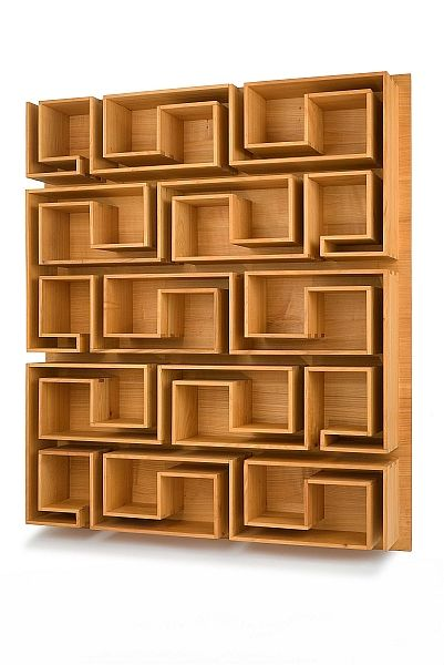 Amazing Bookcase So Punny Heh Let S Get Organized