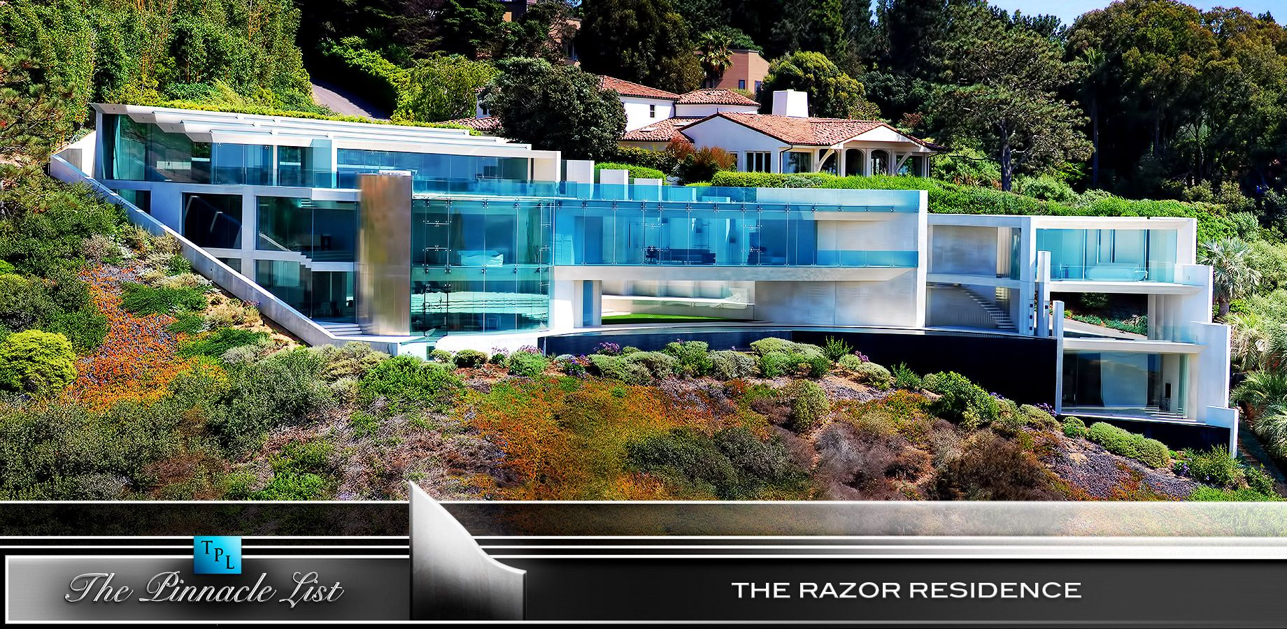 La jolla ca homes the razor residence 9826 la jolla for Modern homes san diego