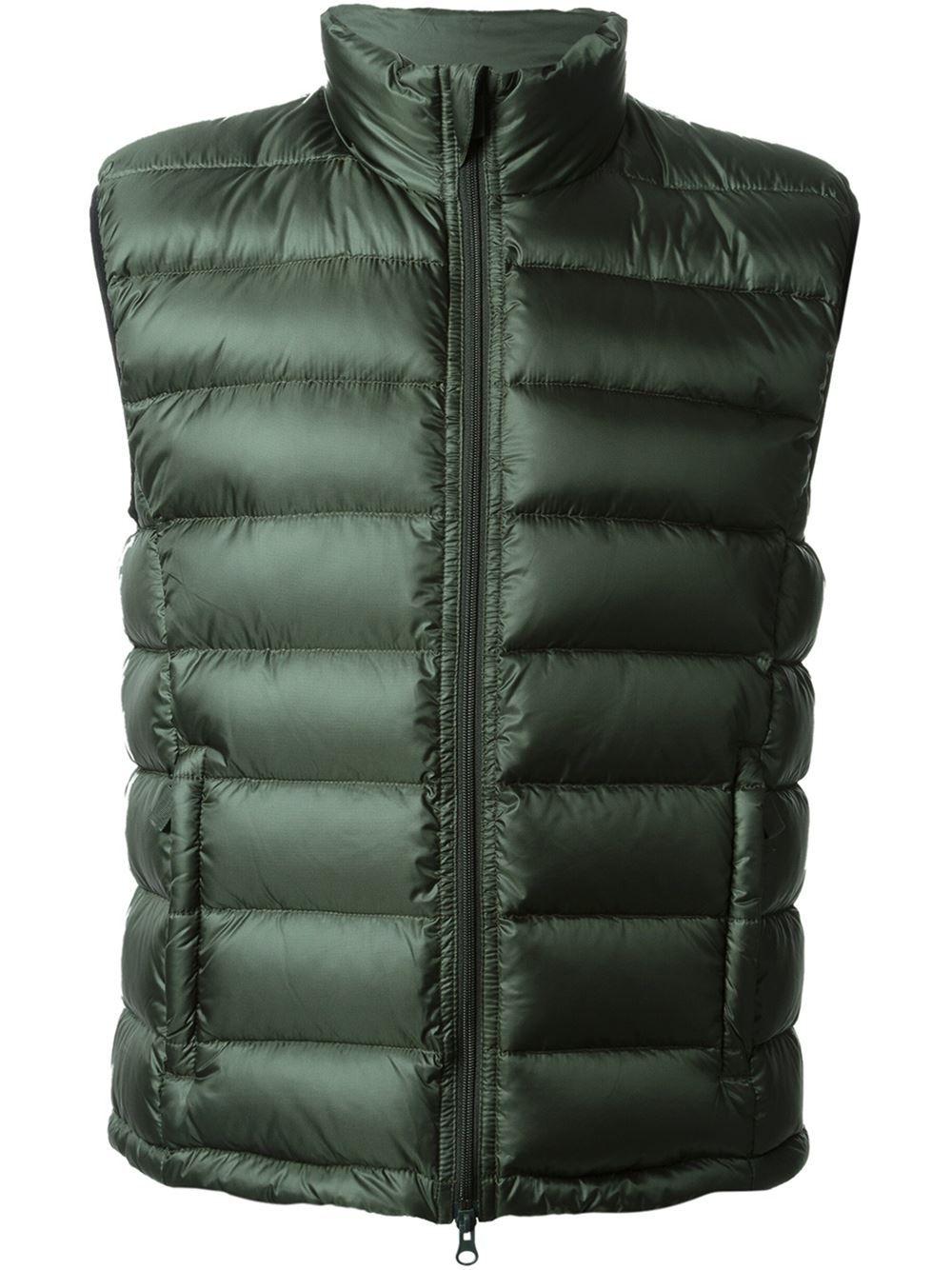 #aspesi #aspesijackets #aspesigillet #aspesivest #vest #paddedvest #paddedgillet #green #mensfashion www.jofre.eu