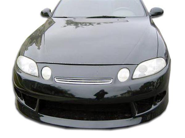 1992-2000 Lexus SC Series SC300 SC400 Duraflex V-Speed Front Bumper Cover - 1 Piece