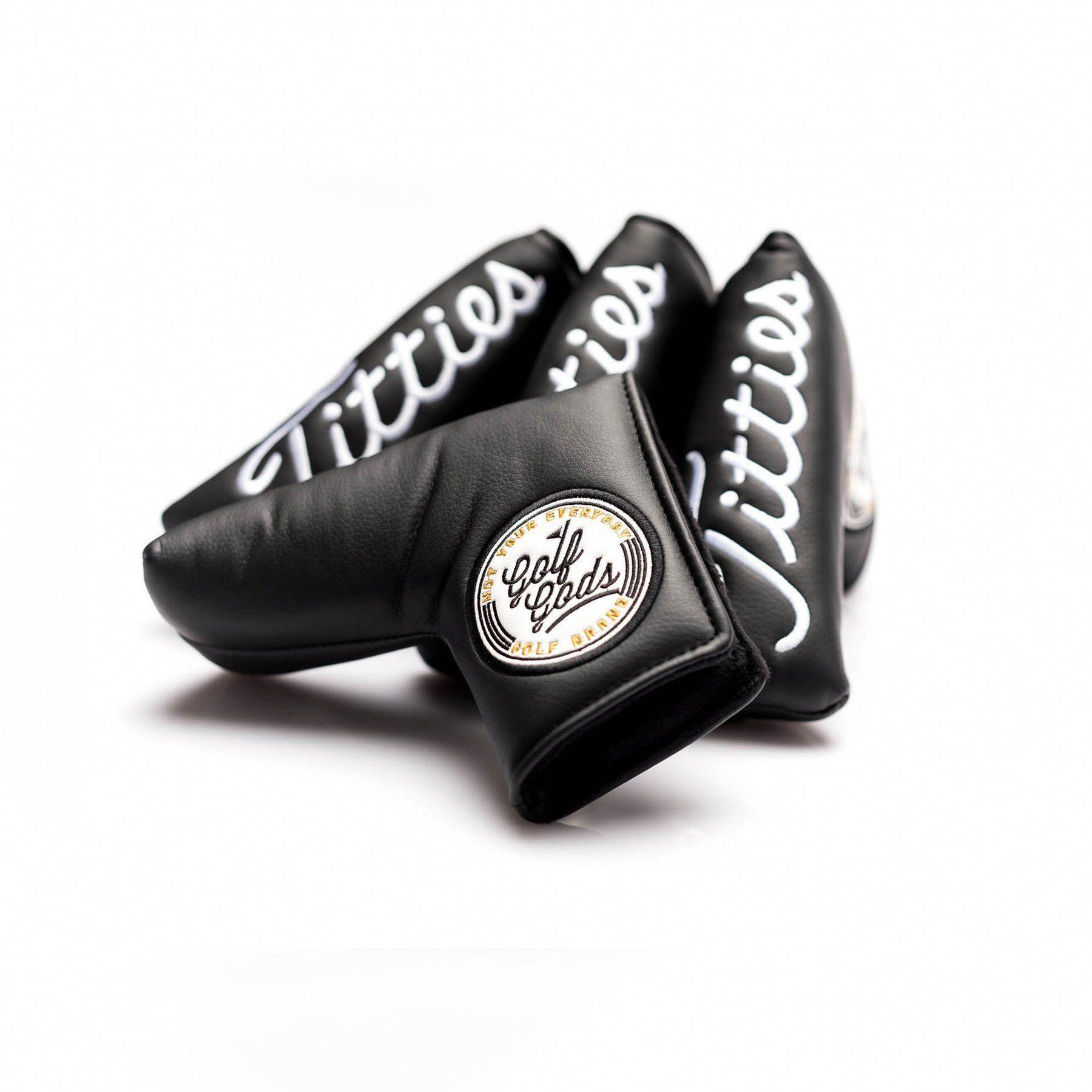 Golf Gods - Putter Cover Titties  0bf2a490c4b5