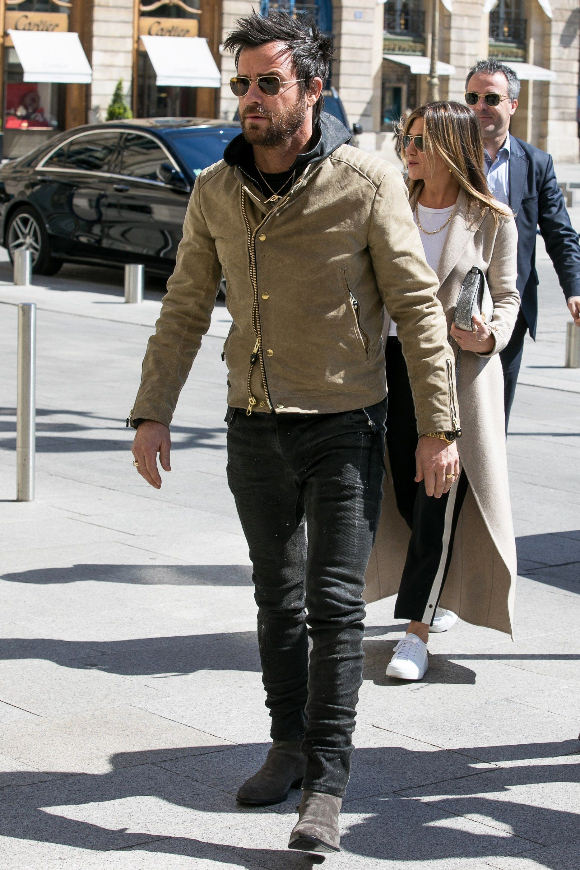 7 Style Lessons From Justin Theroux
