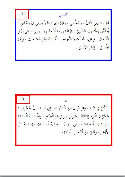 قطع املائية خاصة بالعربى لثانية ابتدائى الفصل الدراسى الاول سكرين شوت حمل من المرفقات Learn Arabic Alphabet Arabic Alphabet Learning Arabic
