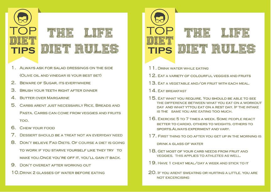 The Fat Kid Inside Diet and Weight Loss Tips