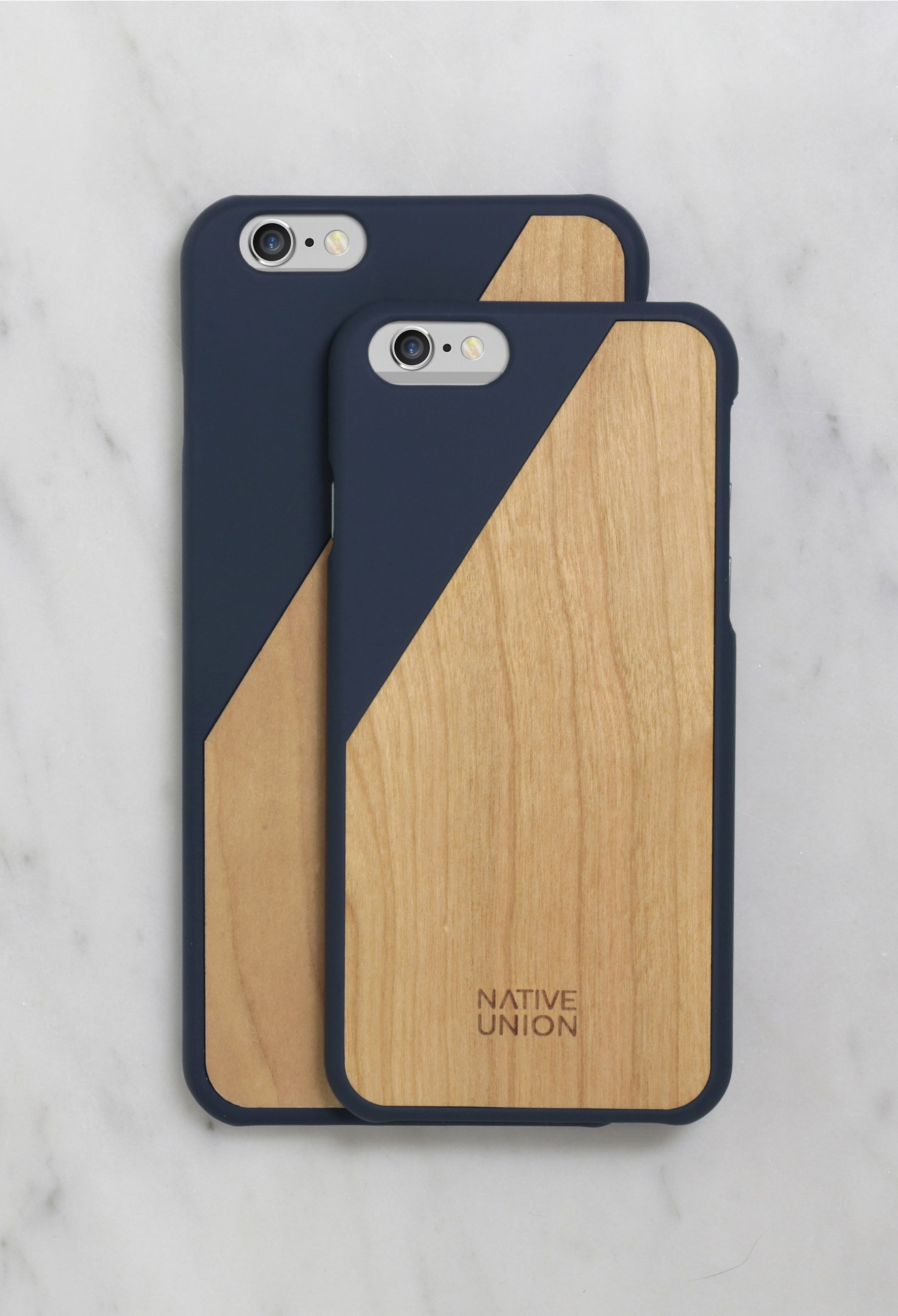 Native Union Launch A Marble Version Of Their Clic Wooden Phone Case
