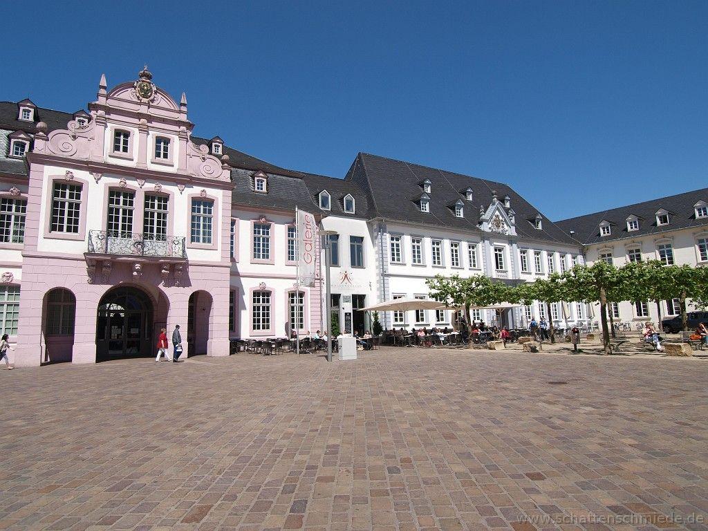 P5227024 Altstadt Von Trier Trier Altstadt Deutsche Landschaft