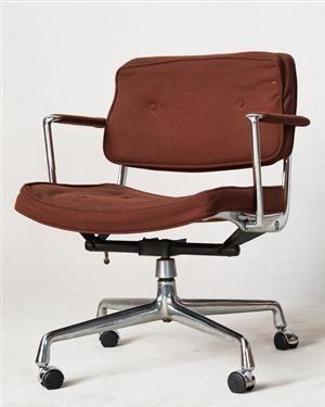 lauritzcom mbel charles ray eames brostuhl intermediate desk chair - Herman Miller Schreibtischsthle