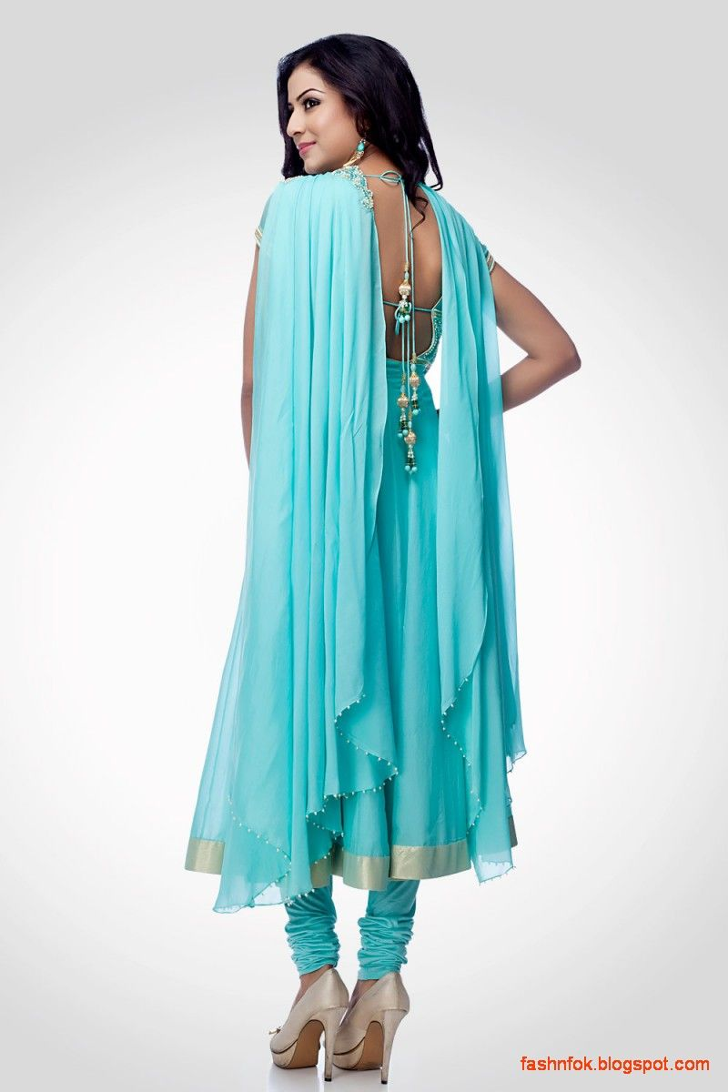 Indian Dress Designs | Anarkali-Indian-Umbrella-Fancy-Frocks ...