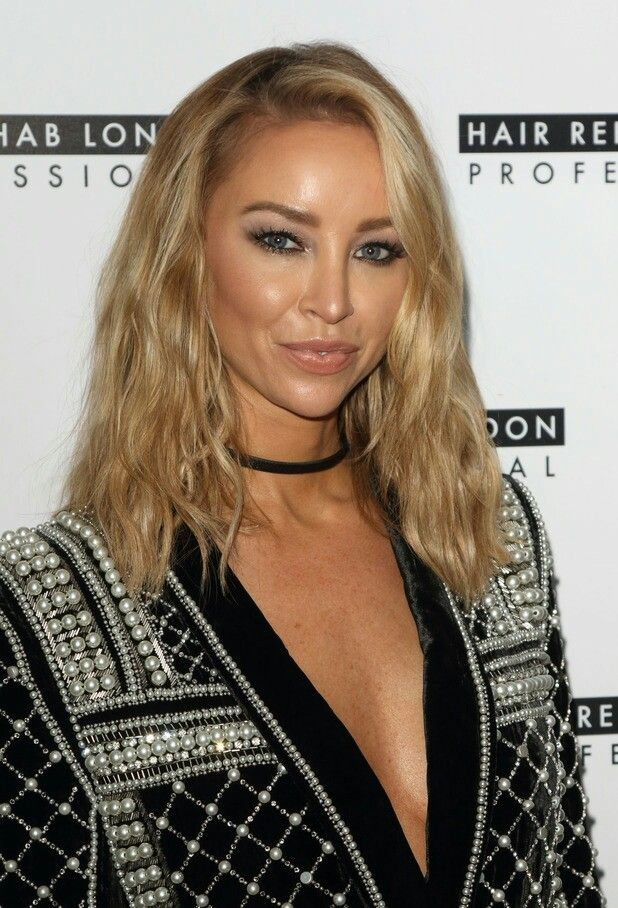 Towie Star Lauren Popes New Midi Lengths Are To Die For Laurens