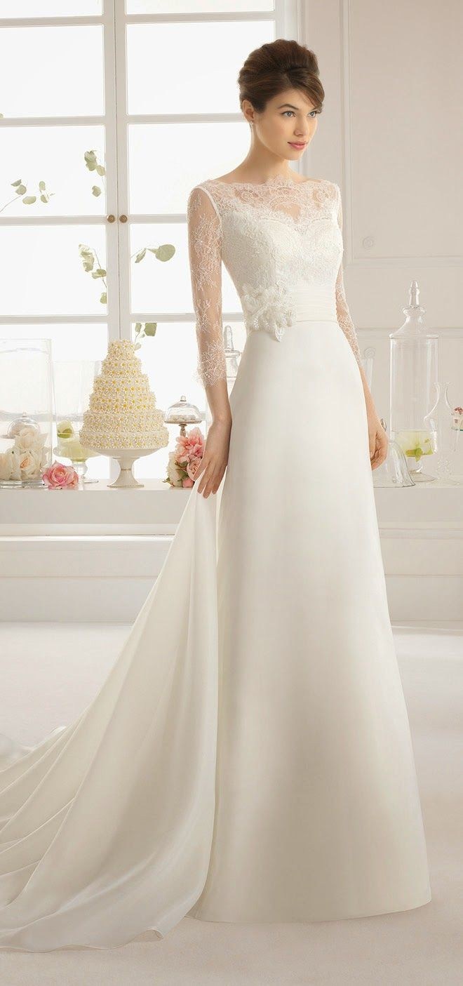 Aire Barcelona Wedding Dresses 2015