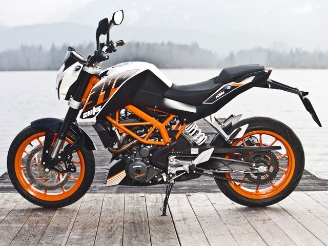 Top 10 Best Selling Bikes In India Ktm Duke Ktm Duke Bike
