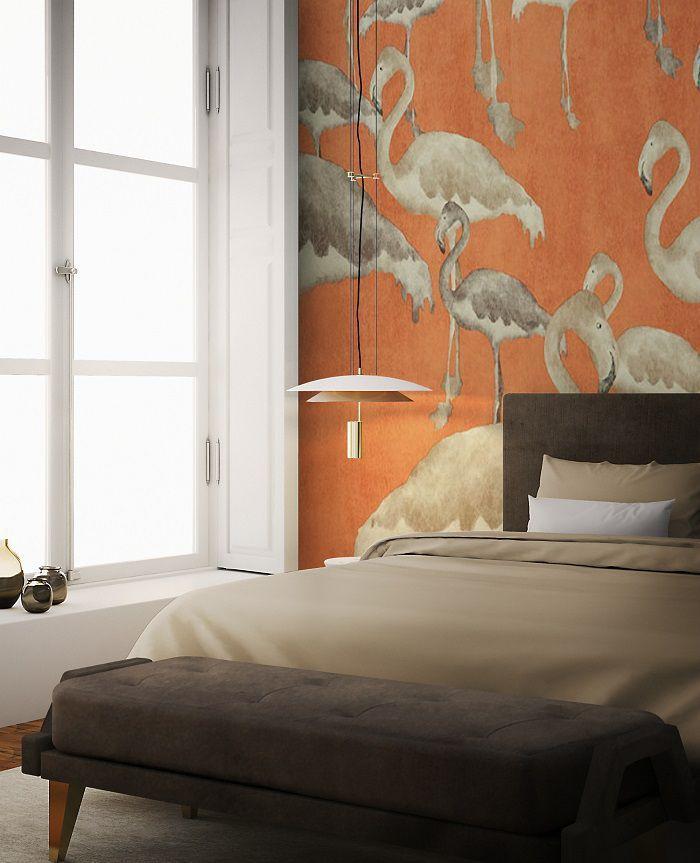 Carta da parati camera da letto DelightFULL | Wallpapers | Carta da ...