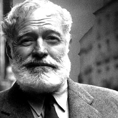 "a biography of the american writer ernest miller hemingway Ernest miller hemingway was born in oak park, illinois (just outside of chicago)   although his writing carried him to many large cities like paris, chicago, and   this injury disputably gave him the title of ""the first american casualty of the war."