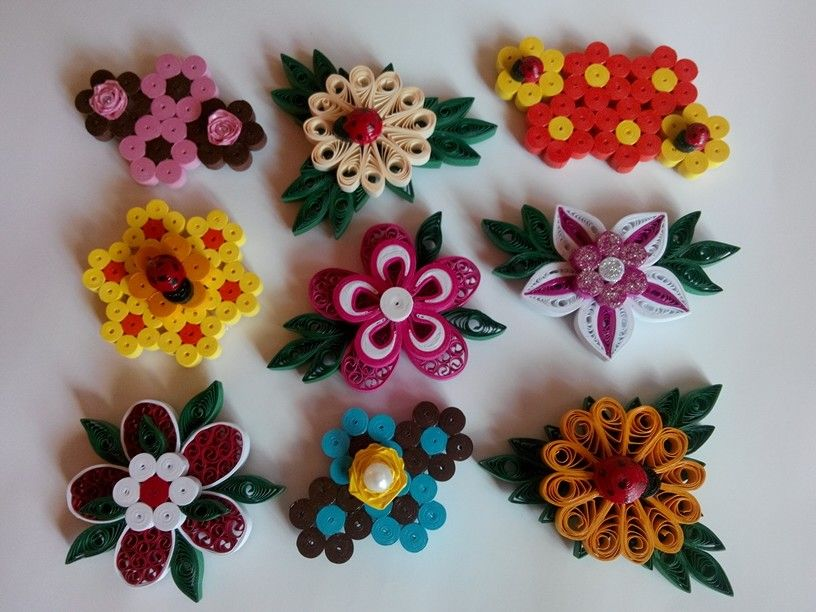 Magnet Kundan Rangoli Pinterest Magnets Quilling And Paper