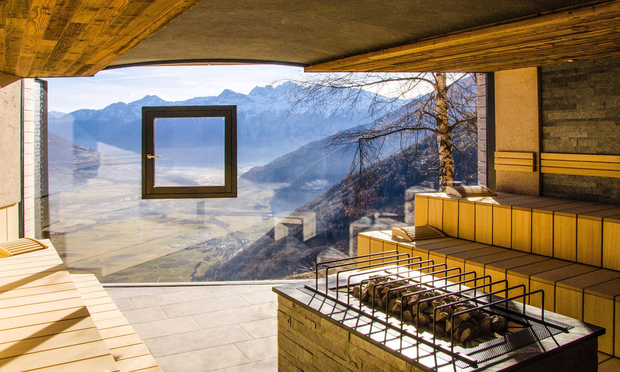 Wellness spa im vinschgau alpin relax hotel das for Design hotel vinschgau