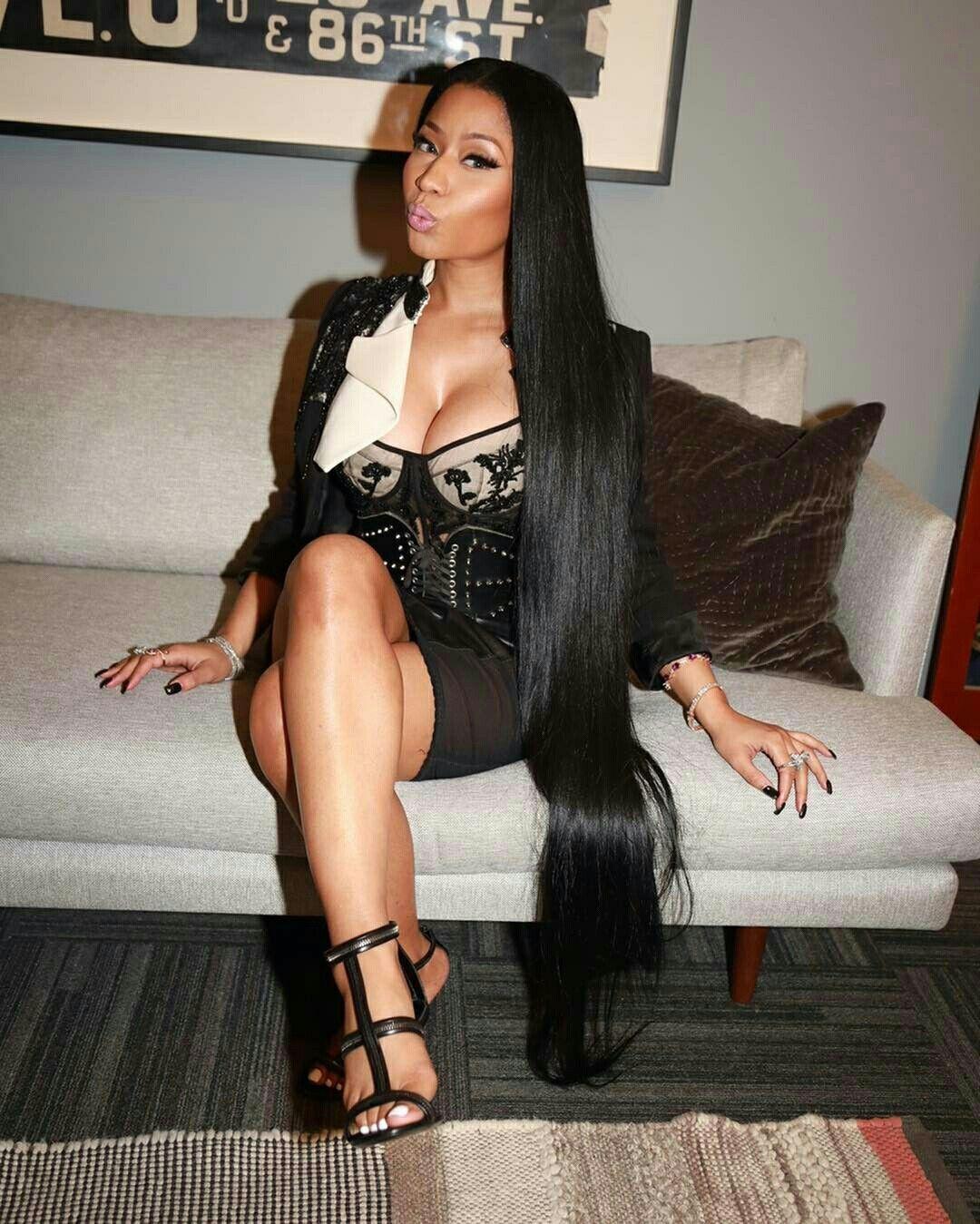 Feet nicki minaj Nicki Minaj's