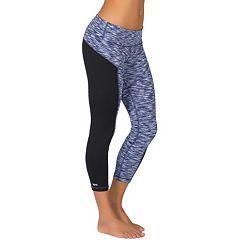 Tonic Accent Capri Yoga Leggings - Women's