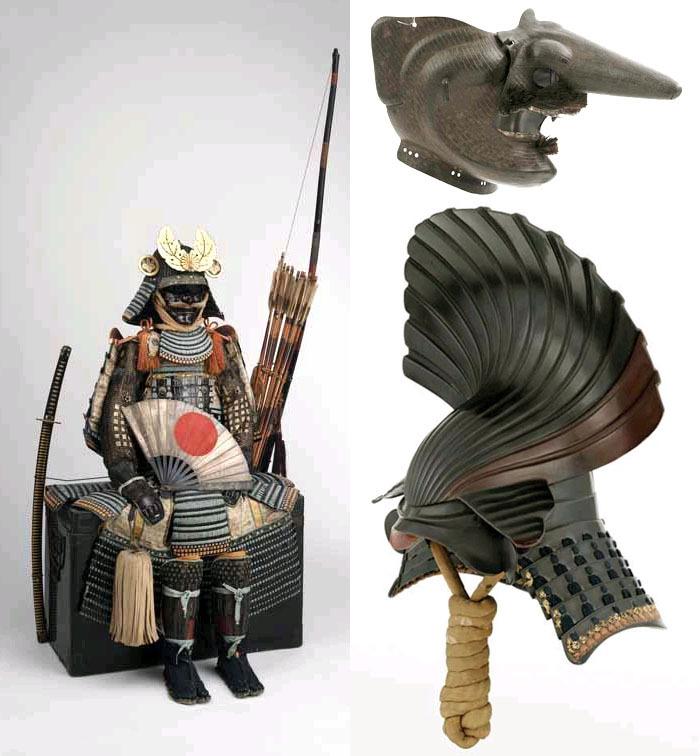 Exploding Rocks Samurai Armour Of The Warrior Exhibition That Samurai Armor Historical Armor Medieval Armor
