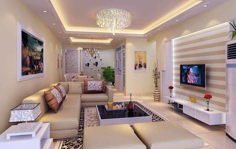 10 Remodeling Ideas for Living Room • Model Home Decor Ideas | Ide ...