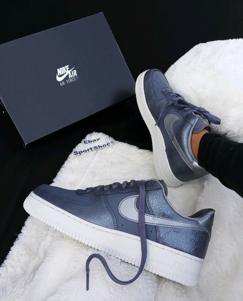 Verkauf Kaufe Großhandel Nike Wmns Air Force 1 Hi PRM (Black