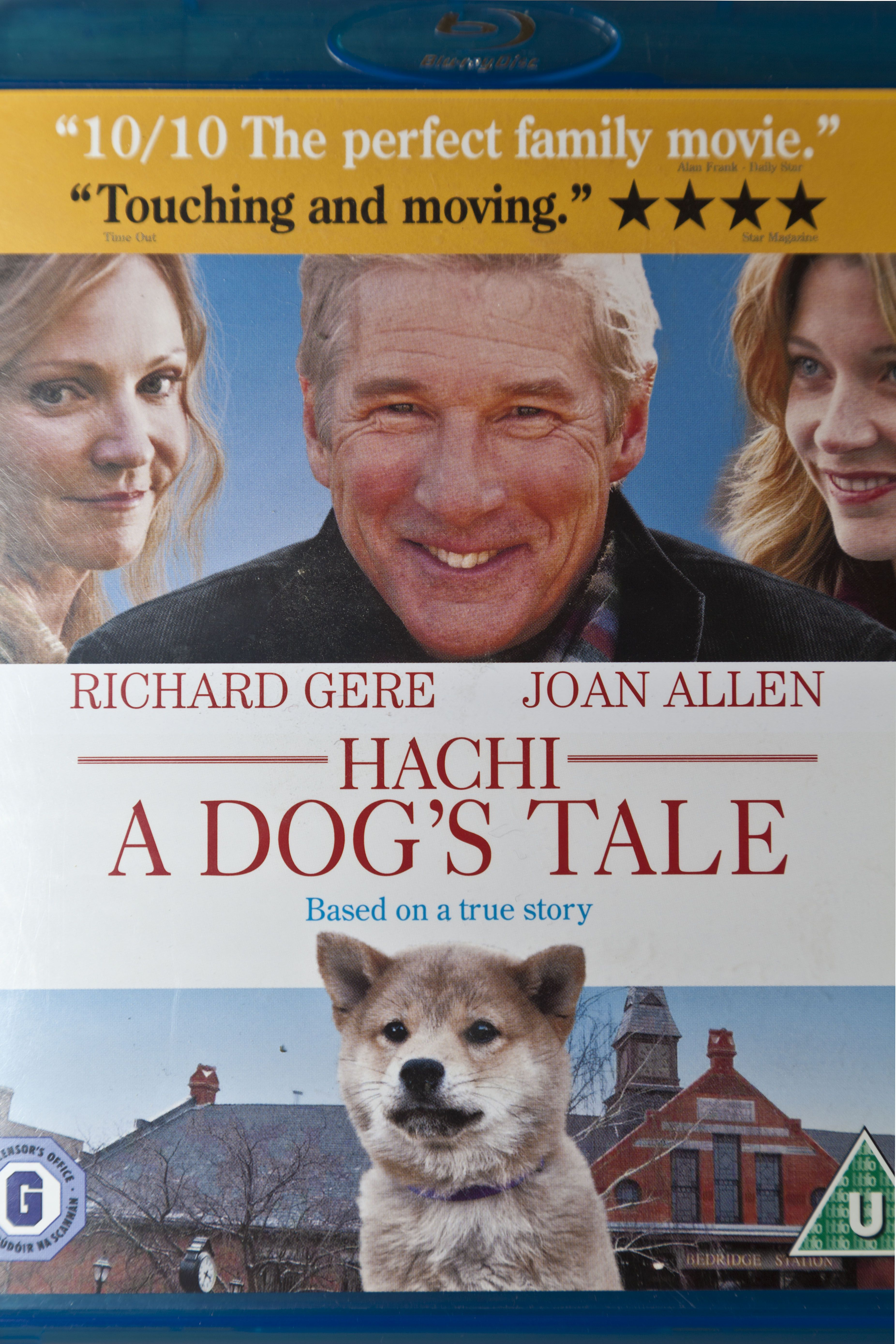 Hachi A Dogs Tale, saddest film ever | HACHI - All Things