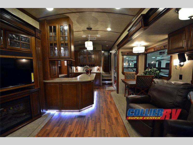New 2015 Keystone Rv Big Sky 382rl Fifth Wheel At Collier Rv