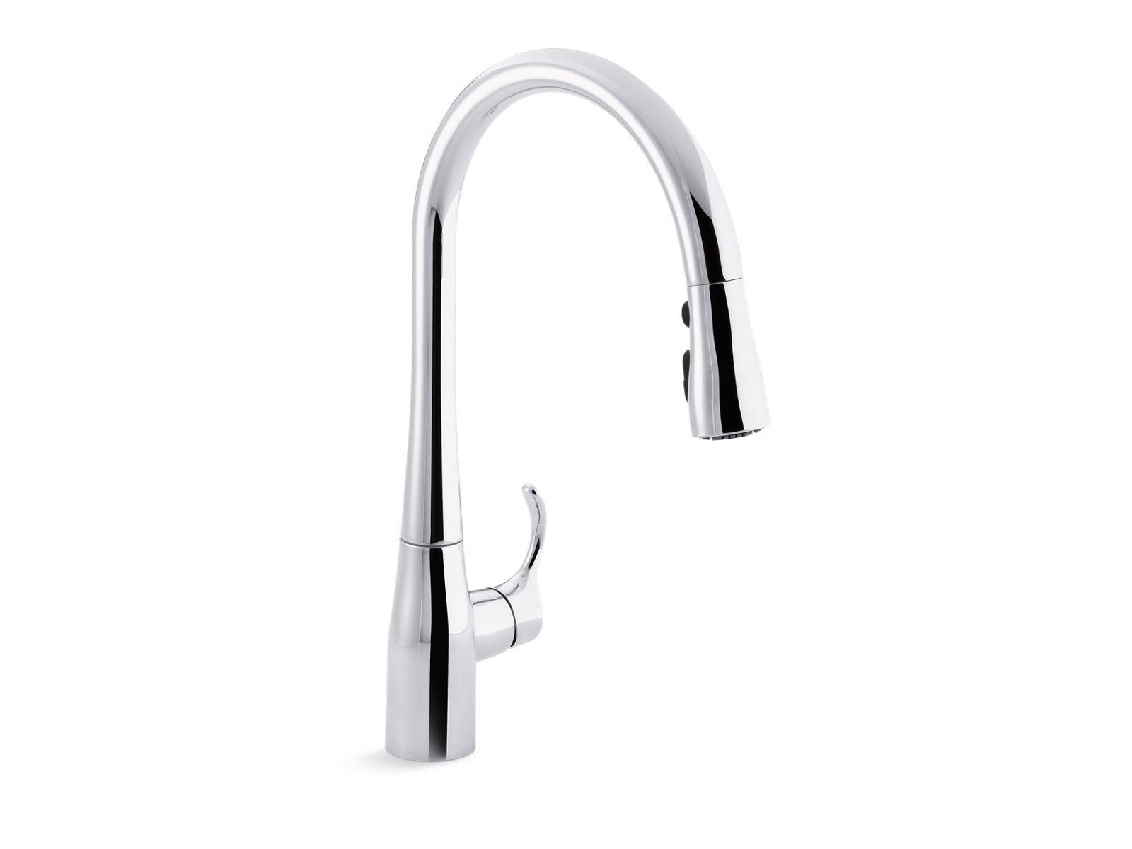 K 596 Simplice Single Handle Kitchen Sink Faucet Kohler In
