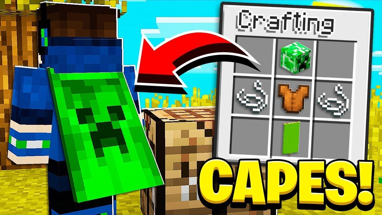 minecraft pocket edition roblox xbox 360 video game cape How To Craft Capes In Minecraft Tutorial Pocket Edition Xbox Pc Check More At Https Ja Minecraft Pocket Edition Minecraft Tutorial Pocket Edition
