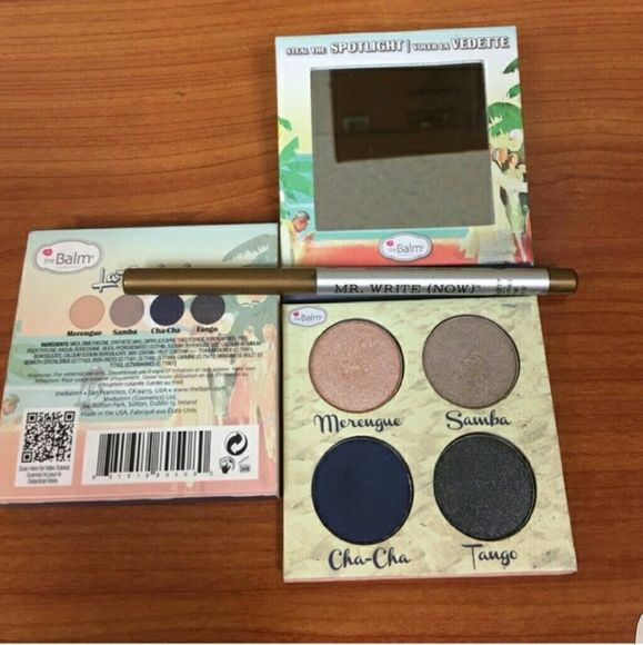 La Balmba And Mr Wite Now Cosmetics The Balm Makeup The Balm Best Makeup Products