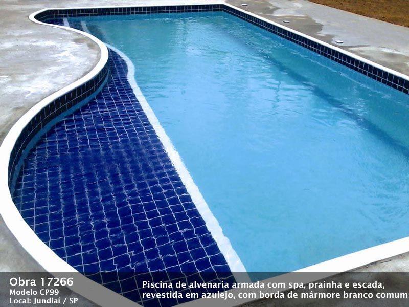 Piscinas piscina piscina de azulejo piscina de pastilha for Azulejo para piscina