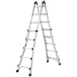 Photo of Hailo articulated ladder M80 4x 5 rungs Hailo
