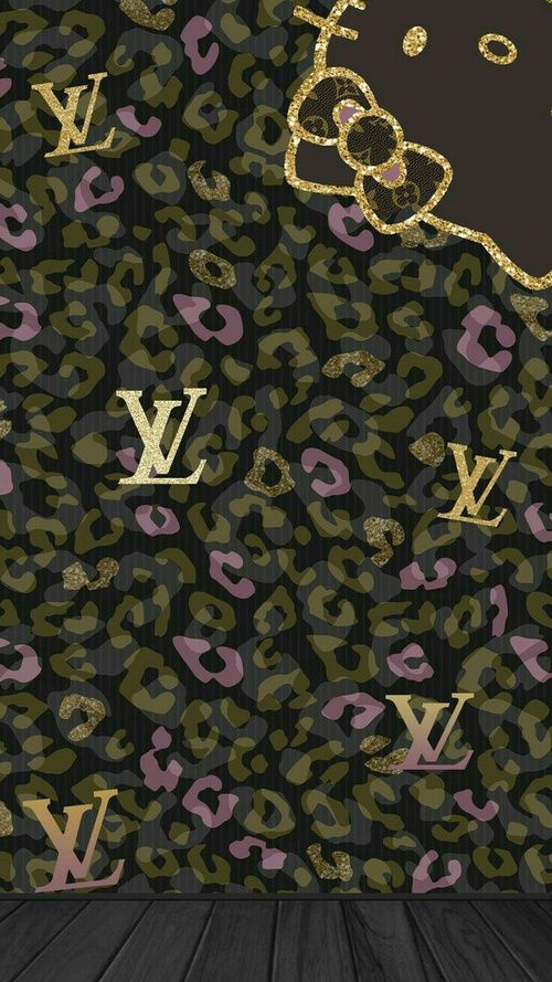 PURPLE AND GOLD LV uploaded by Kimberly Rochin