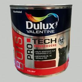 Dulux Valentine Peinture Bois Pro Tech Gris Clair En 2020 Peinture Bois Exterieur Peinture Dulux Dulux Valentine