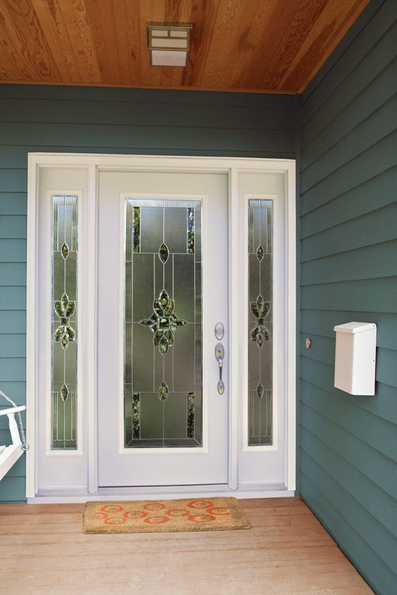 Steel Doors Are The Most Energy Efficient Choice For An Exterior