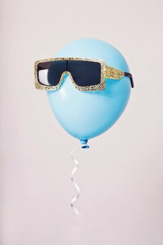 Karen Walker 'Fantastique' Limited Edition Eyewear Collection